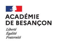 Logo Académie de Besançon